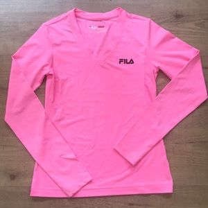 Fila Sport 💕Dri-fit long sleeved top medium